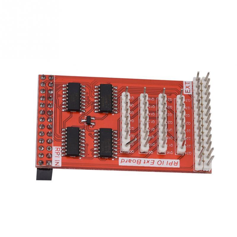 32 GPIO модуль расширения 8-бит Вход и Выход IO расширить модулем адаптера для Raspberry Pi адаптеры ...