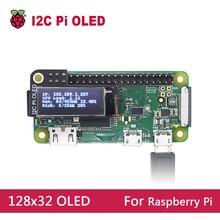 Mini pantalla OLED de 0,9 pulgadas Resolución de 128x32 para Raspberry Pi 2 3 B cero