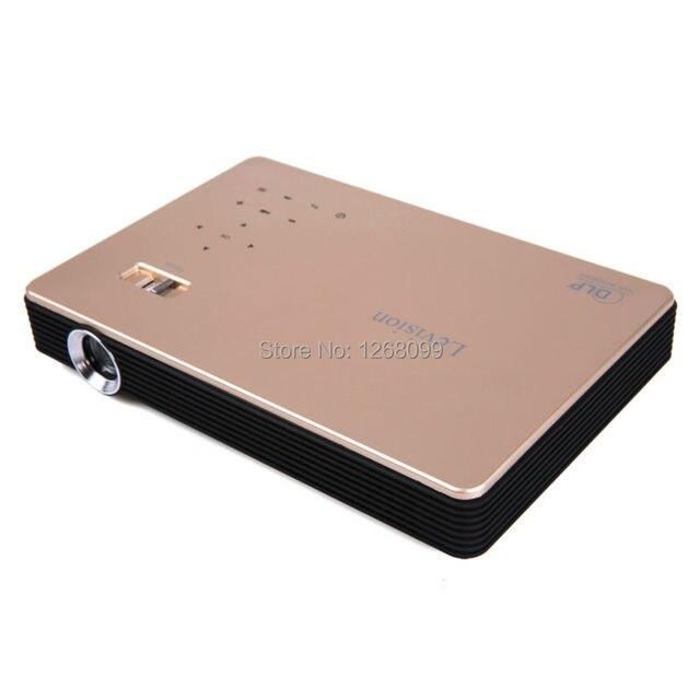 2017 Новый Расширенный 4 К WiFi 7100 люмен DLP 13600mA Батареи домашний Кинотеатр СВЕТОДИОДНЫЙ Проектор Full HD 1080 P Бизнес 3D Smart проектор