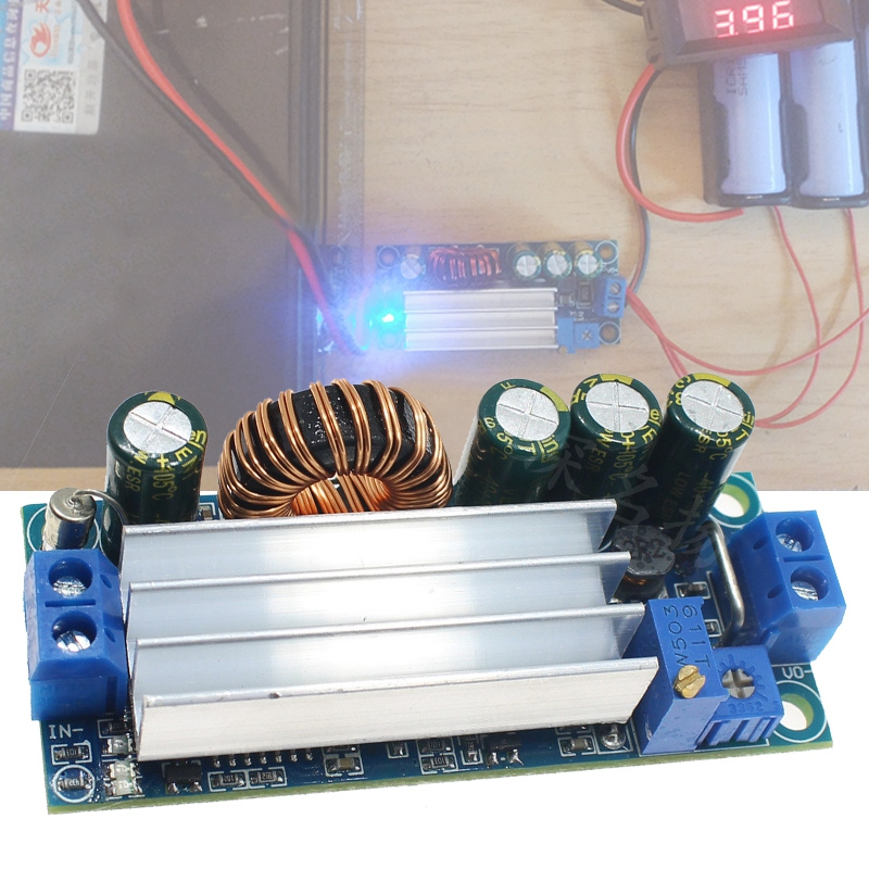 цена на Electrical Tools 35W DC-DC Auto Step-Up/Step-Down Power Module Constant Current Converter 0.5 ~ 30V