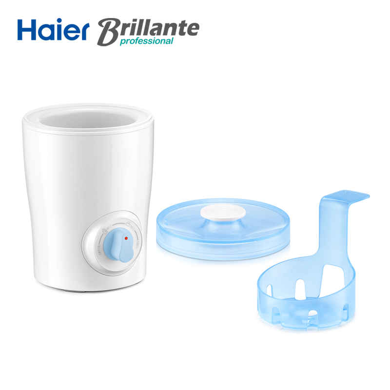 Haier Brillante Baby Bottle Warmer PP Baby Feeding Milk Warmer Baby Bottle Sterilizer Smart Manual Knob constant temperature