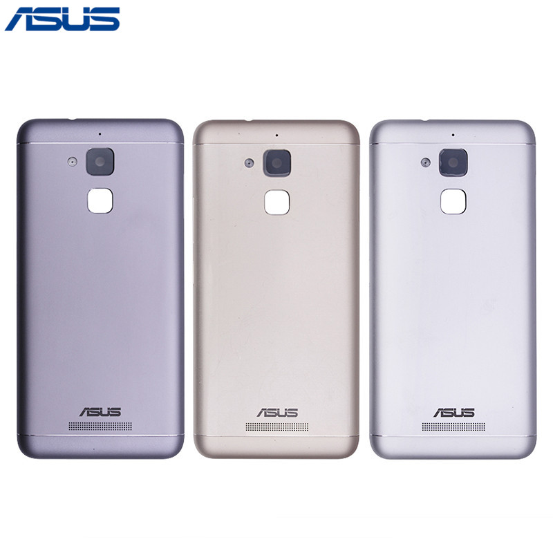 For ASUS ZenFone 3 Max ZC520TL X008D Back Door Case Battery Housing Back Cover For ASUS Zenfone 3 Max ZC520TL Rear Housing Cover