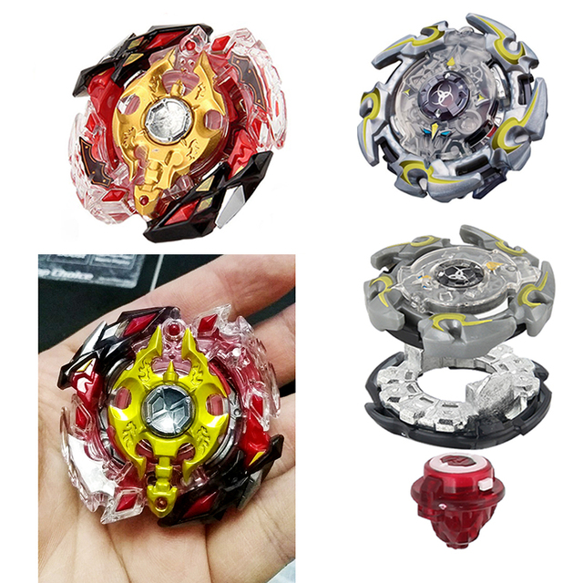 New Launchers Beyblade Burst Toys Arena Toupie 2019 Bayblade Metal Fusion Avec Lanceur God Spinning Top Bey Blade Blades Toy