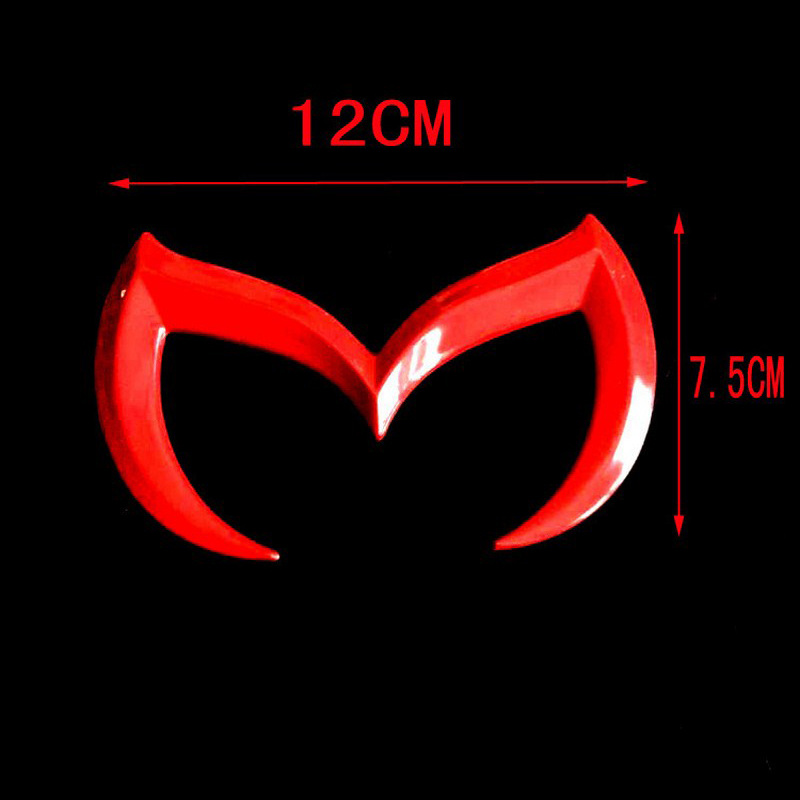 Image 5 - Universal 3D Car Stickers and Decals For Mazda Cars Auto Emblem Logo Car Vinyl Car Accessories 4 Colors-in Car Stickers from Automobiles & Motorcycles
