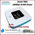 Новое Прибытие в Исходном Разблокировать LTE FDD 150 Мбит Alcatel One Touch Y855 4G Мифи Маршрутизатор С Поддержкой LTE FDD 800/900/2100/1800/2600 МГц