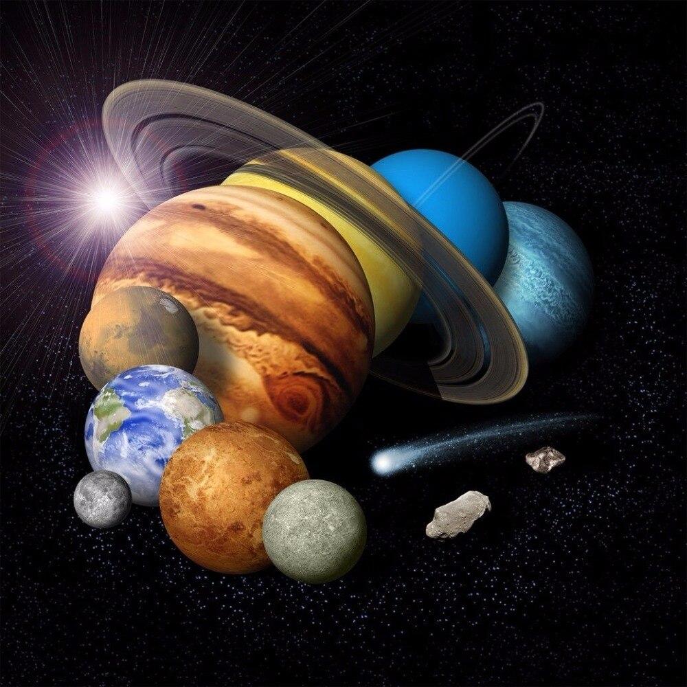 Solar System Bedroom Decor Popularne Solar System Decor Kupuj Tanie Solar System Decor
