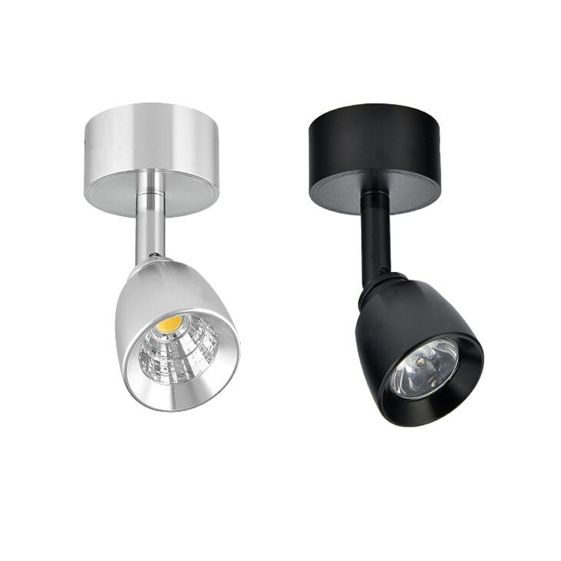 surface mounted 5W LED Track Light Aisle   mirror   television background  wall spot lamp 2pcs. Popular Mounting Track Buy Cheap Mounting Track lots from China