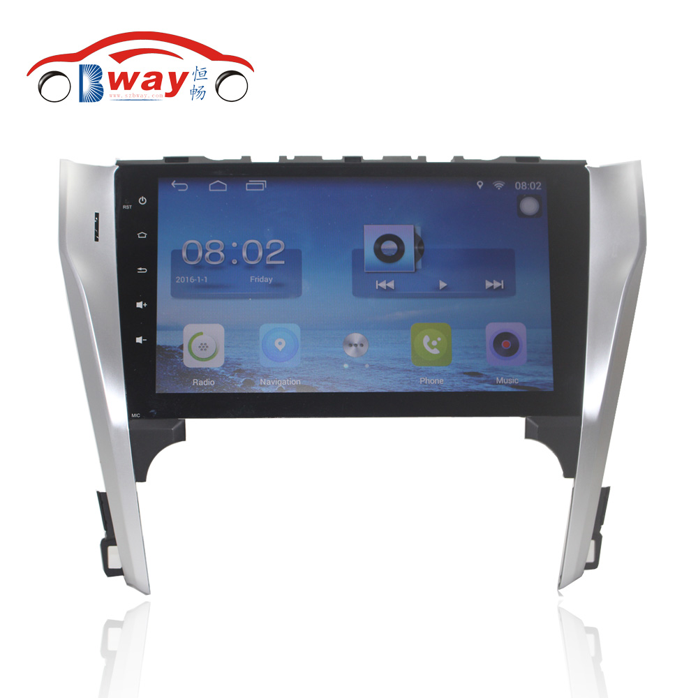 Free Shipping 9 Quad core Android 6 0 1 Car DVD Video Player For Toyota Camry