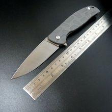 Efeng Высокое качество 95 Складной Нож Шарикоподшипники Flipper D2 Лезвие Тактический Нож Отдых На Природе Открытый Выживания Ножи EDC Ручной Инструмент