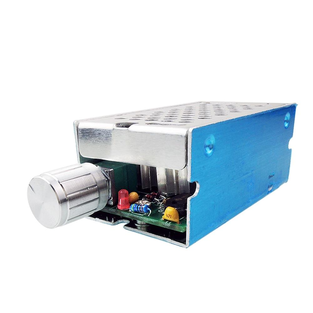 Amiable Ccm5nj Dc Brush Motor Speed Pwm Controller Switch 400w 12v/24v/36v/60v 10a 4kj2 Motor Controller