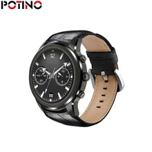 POTINO X5 Air Sensible Watch Ram 2GB Rom 16GB New MTK6580 Wearable Gadgets Bluetooth Watchphone Android 5.1 3G Smartwatch for IOS