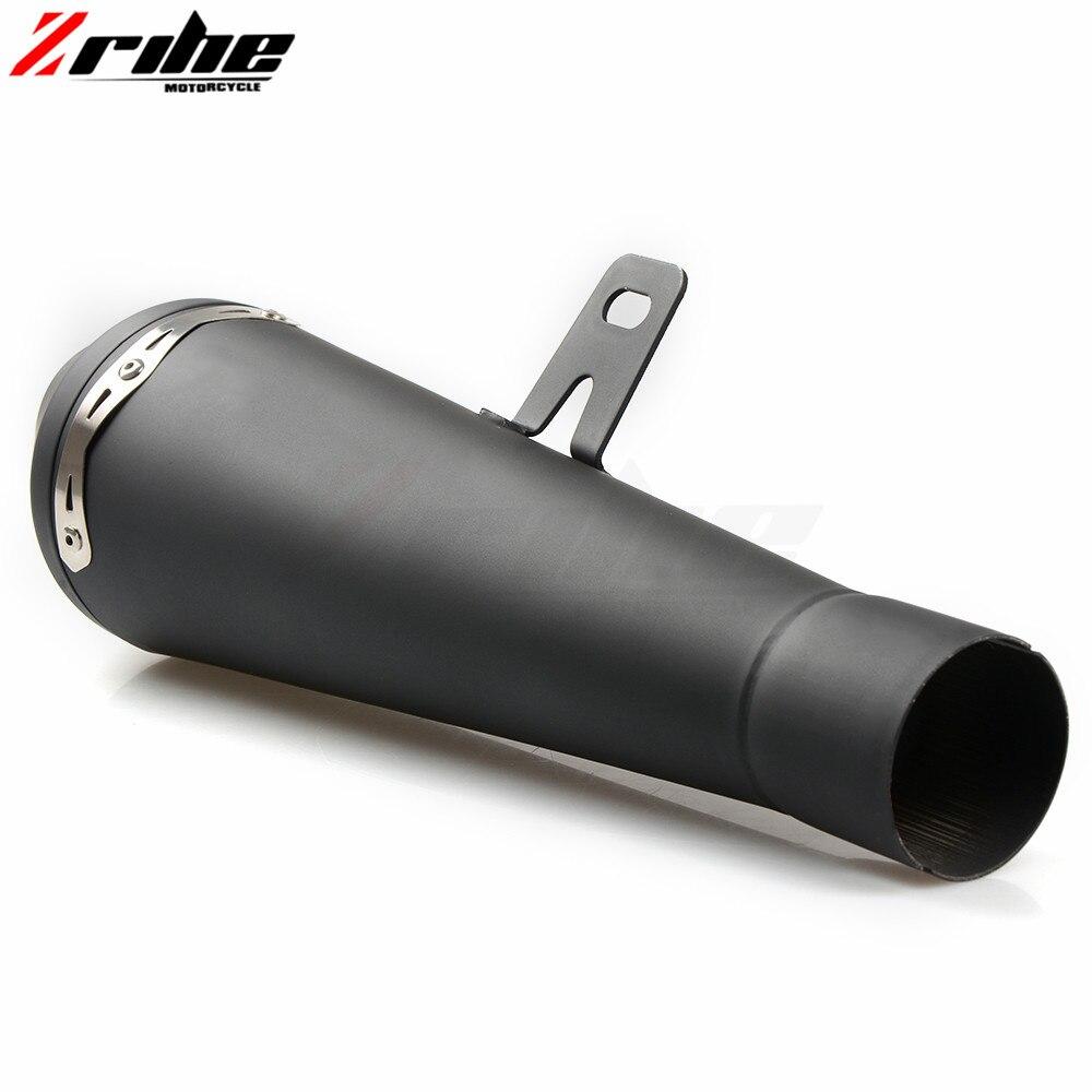 For 36 51MM Universal Motorcycle Exhaust Motorbike Exhaust Pipes Bike Muffler For Honda CB 599 919