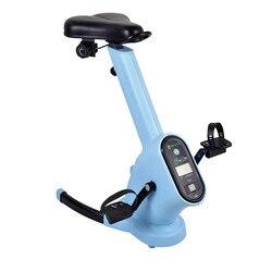 Niebieski ćwiczeń samochód magnetyczne kontroli sprzęt fitness wielu regulacja prędkości spinning-KL2015