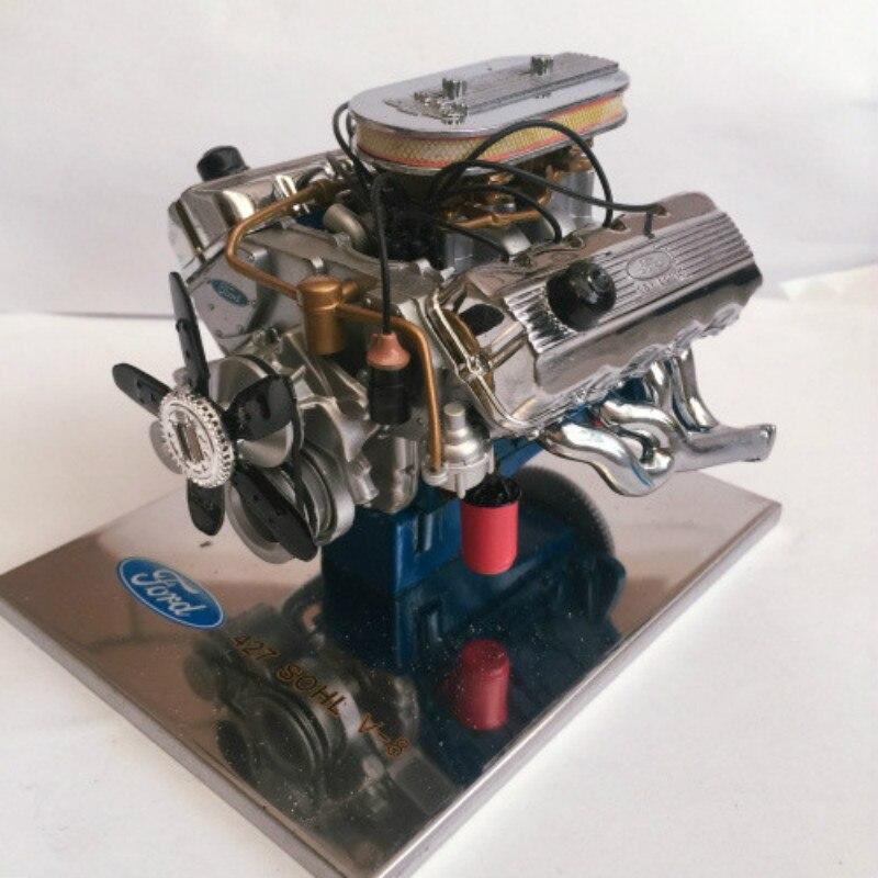1 6 427 Sohc Model Engine Alloy Simulation Vehicle Model