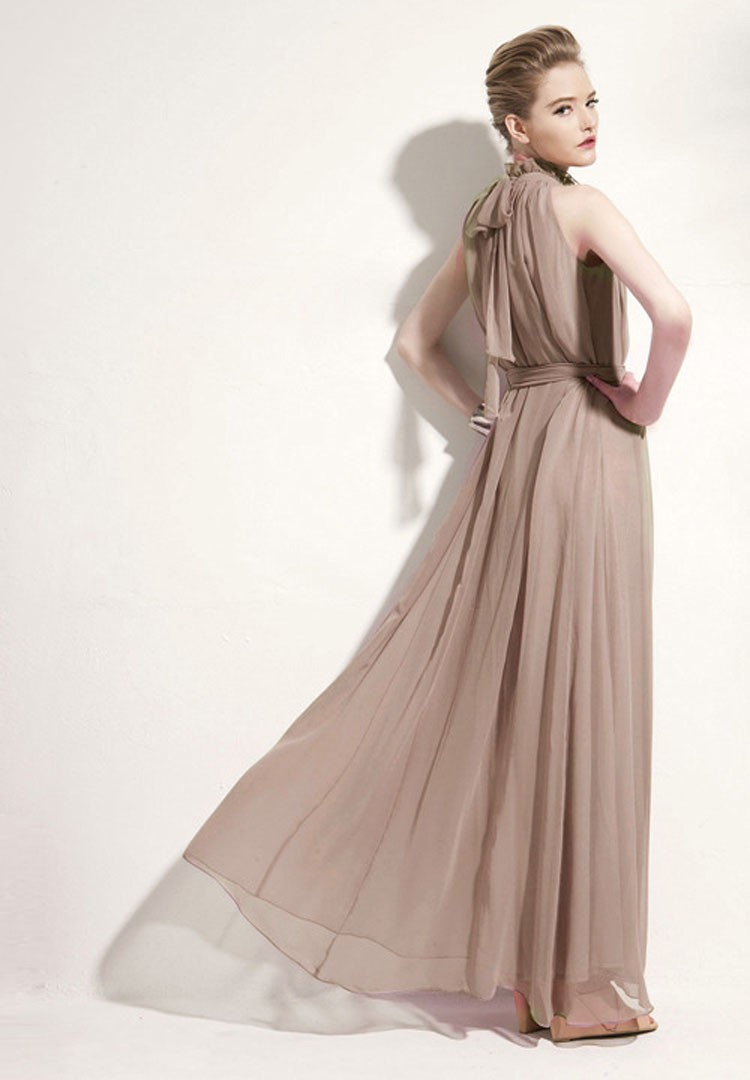 Women Summer Bohemian Style Long Chiffon Dress Ladies Clothes Pregnant Maternity Dresses Maternidade Pregnancy Clothing 12