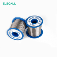 ELECALL New Arrival 41SN Pure Tin 0 5mm 450g Rosin Core Tin Lead Rosin Roll Flux