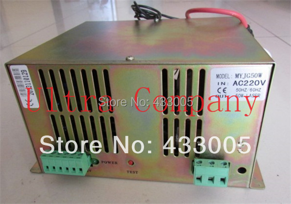 Co2 Laser Power Supply 50w for Co2 Laser Tube 50W for Co2 Laser Cutting Machine 50w co2 laser mixed laser cutting machine laser head nozzle holder for high power co2 cutting machine co2 laser nozzle