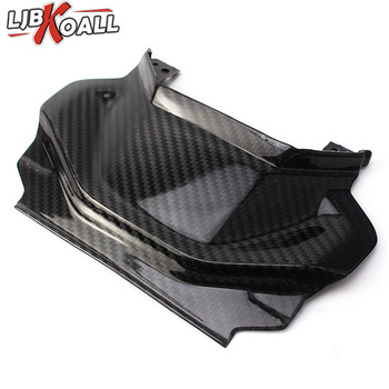 For Yamaha FZ07 MT07 FZ-07 MT-07 MT FZ 09 2013 2014 2015 2016 2017 Motorcycle Carbon Upper Upper Rear Center Tail Seat Cover mt07 motorcycle cnc aluminum rear fender and chain cover for yamaha mt 07 2013 2017 fz 07 2015 2017