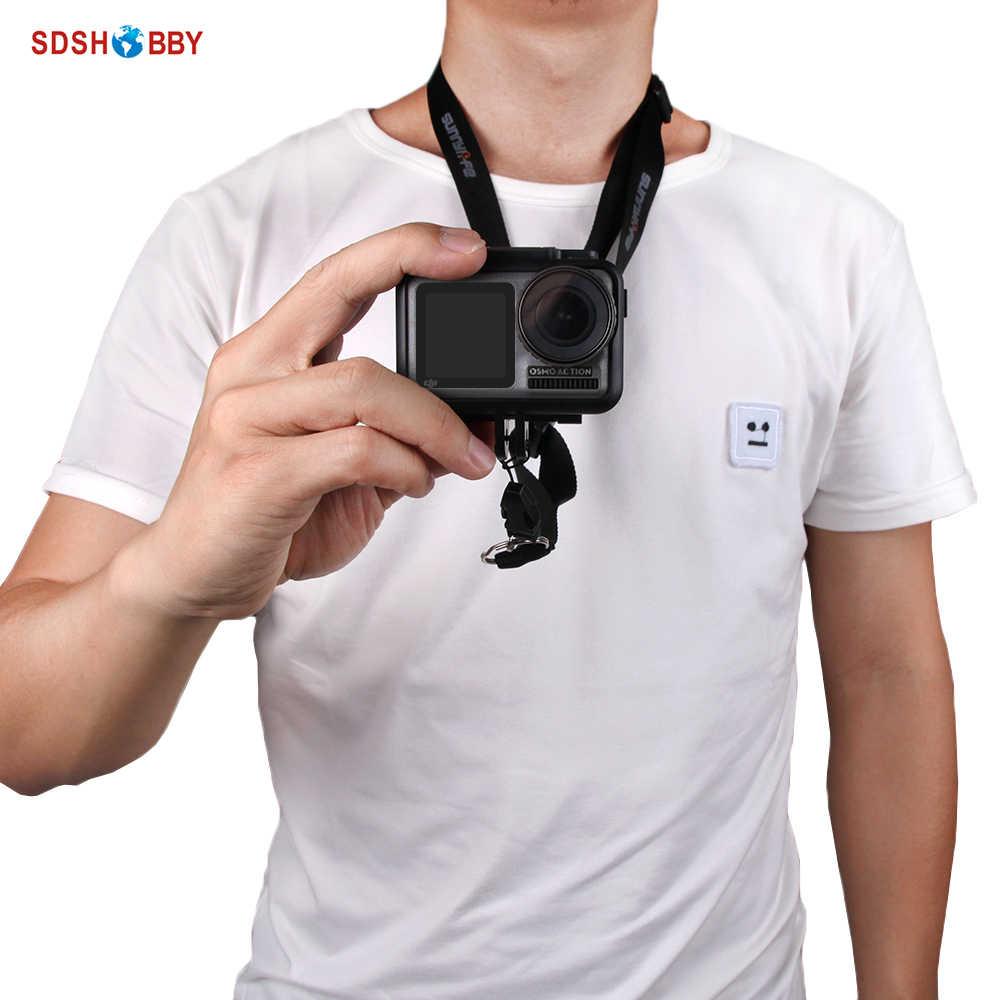 Sunnylife Hand Strap Hals Lanyard Voor Gopro 8 Max Osmo Action Sport Camera