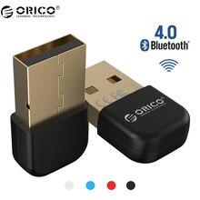 Orico бта-403 usb bluetooth адаптер 4.0 портативный bluetooth 4.0 адаптер для win 7/8/10