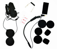 Easy Rider Audio Mic Kit for Original Vimoto V3 V6 Helmet Headset Base Microphone Accessories