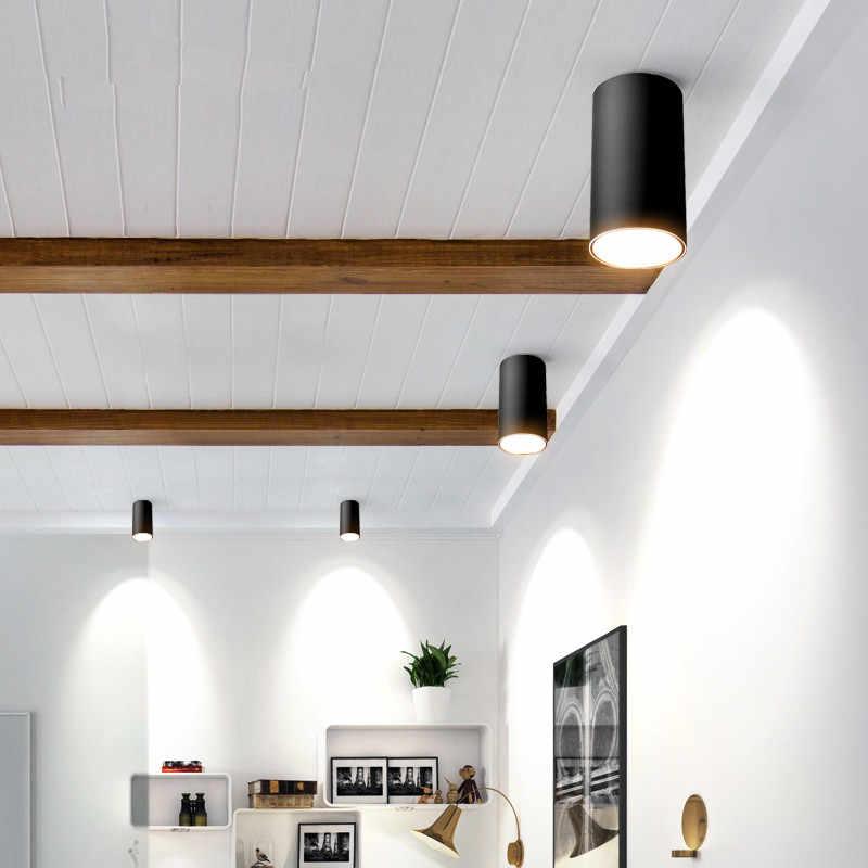 Led Cob Ceiling Lights Single Head