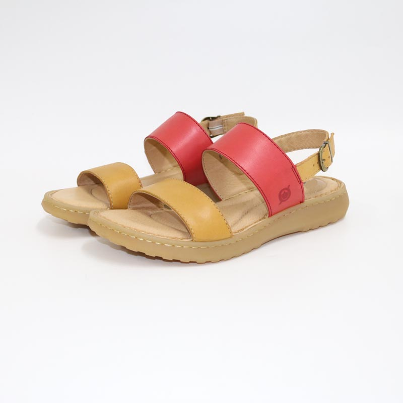 Colour matching sandals for womenClassic sandals with thick soles for comfortNew Genuine Leather SandalsRome sandals