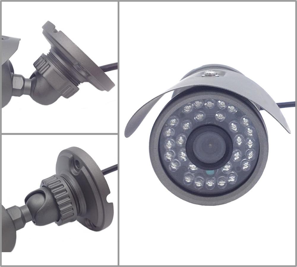 CCTV kamera kültéri vízálló videó megfigyelő biztonsági - Biztonság és védelem - Fénykép 4