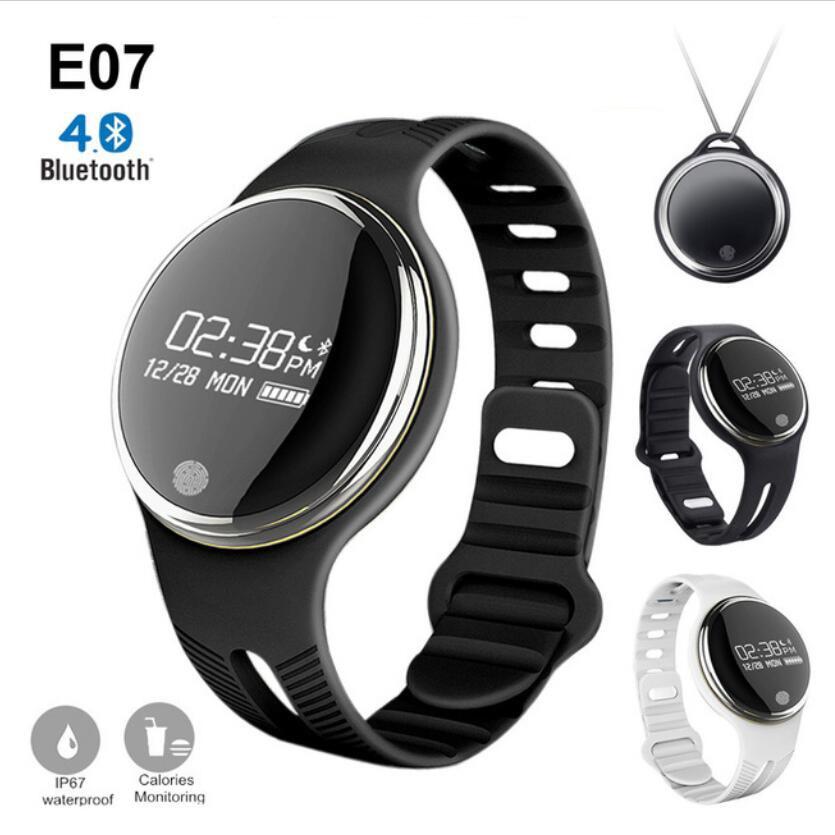 Smart Wristband E07 Smart band bracelet Wristband Fitness tracker smartband for ios android Sports Bracelet font