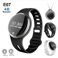 Smart Wristband E07 Smart band bracelet Wristband Fitness tracker smartband for ios android Sports Bracelet smartwatch