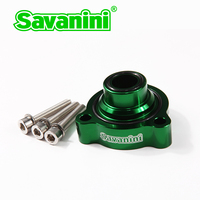 Savanini High Quality Blow Off VALVE Adaptor for N14 Engine Mini Cooper S Peugeot 207 Gti Citroen DS3! Aluminum Alloy!