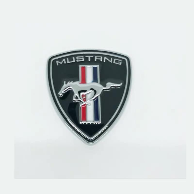 BRAND NEW GT Adhesive Side Fender Rear Badge Emblem 2 GT Badge CHROME