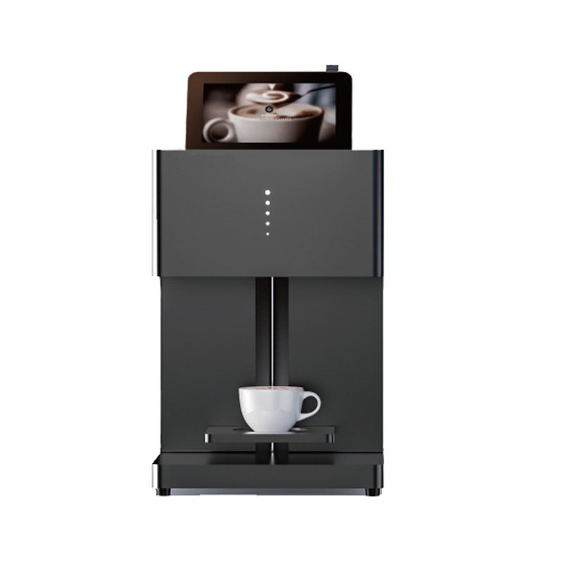 Haute-fin Comestibles encre imprimante Café Imprimante café Alimentaire et Boissons Impression couleur café Machine avec tablet