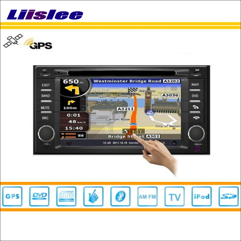 Liislee For SAAB 9 2X 2004~2005 Car Radio Audio Video Stereo CD DVD Player GPS NAV NAVI Map Navigation S160 Multimedia System