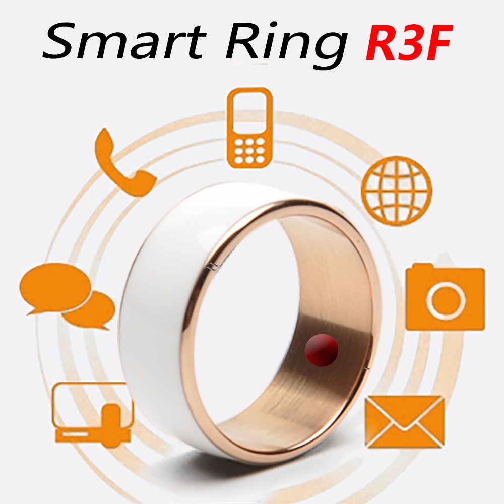 Jakcom Smart Ring One Ring for All Jakcom R3F NFC Ring Support Magic Business Card Smart Phone Lock Work For All NFC Smartphone
