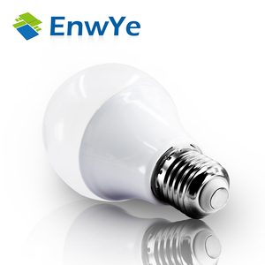 Image 4 - EnwYe Led lampe Lampe E27 6W 9W 12W 15W DC12V / AC 220V Smart IC real Power Cold White/Warm Weiß Lampada Ampulle Bombilla LED