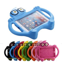 For IPad Mini 1 2 3 Retina Kids Baby Safe Armor Shockproof Heavy Duty Silicone Protector