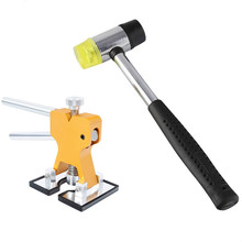 Car Auto Repair Dent Removal PDR Tools Rubber Hammer with Hand Lifter PDR Tool Paintless Dent Repair PDR Dent Repair Tool for VW auto repair dent removal pdr tools rubber hammer