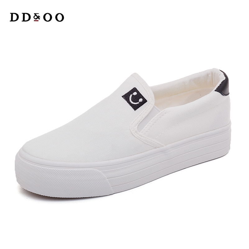 2018 summer new shoes fashion women shoes casual solid color canvas cotton simple women casual flats white shoes sneakers free shipping 2017summer autumn new fashion women shoes casual flats solid breathable simple women casual white shoes sneakers