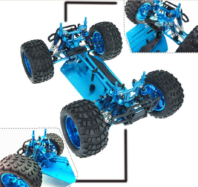 RC 1 10 Off Road HSP 94111 PRO 1 10 remote four wheel Upgrade Part Package