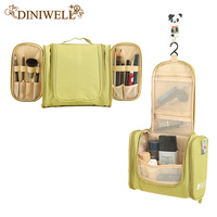 Portable Women Waterproof Cosmetic Makeup Storage Organizer Bag For Camping Holiday Travel Outdoors