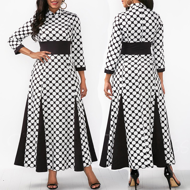 2019 New Arrival Fashion Style African Women Dress