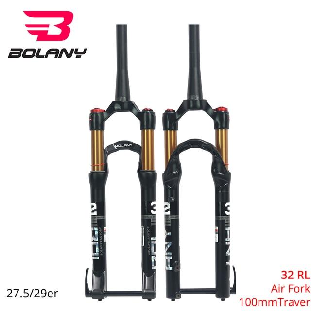 Fourche de vélo vtt 100mmTraver 32 RL 27.5