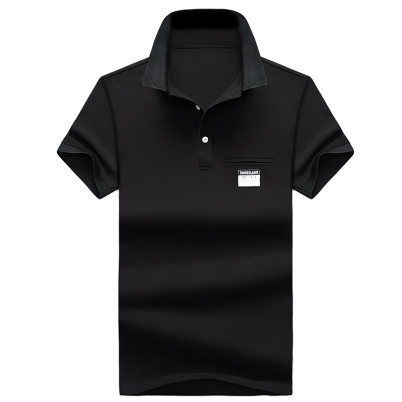 2018 summer fashion new mens casual boutique shor sleeve POLO shirt / Mens Cotton turn down collar Lapel Polo Tops