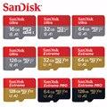 Cartão de memória 32 gb micro sd 64 gb 128 gb tf cartão 256 gb a1/a2 c10 UHS-I u1/u3 u3 v30 sdxc 4 k hd para samrtphone/tablet/pc