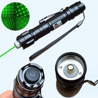 Green Laser Pointer Pen High Power 1000m 5mW Green Hang Type Outdoor Long Distance Laser Sight