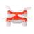 Top Qualidade! Mini RC helicóptero Zangão Quadrocopter 4CH 6 Axis Gyro Nano Bolso Drones um retorno muito melhor do que FQ777