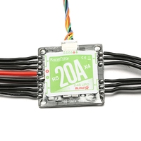 Racerstar RS20Ax4 20A 4 In 1 Blheli S Opto ESC 2 4S Support Oneshot42 Multishot For