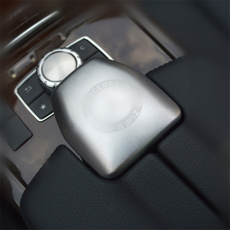 Inner Armrest Storage Box Switch Cover For Mercedes Benz E Class W212 2012-2015