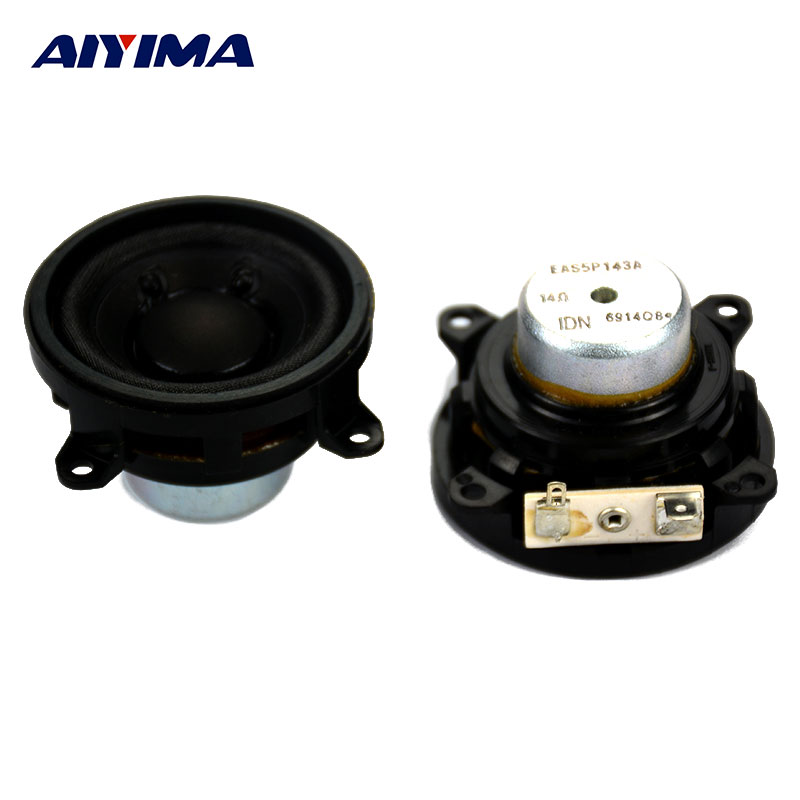 2Inch Audio Portable Speakers Neodymium Full-Range Speaker From IDN For Panasoic